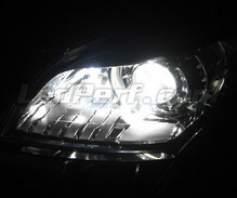 Sidelights LED Pack (xenon white) for Renault Avantime