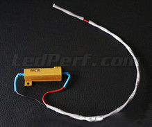Arcol resistor for 21W replacement - Anti-OBC error + 2 dominos