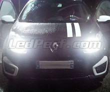 Xenon Effect bulbs pack for Renault Twingo 2 headlights