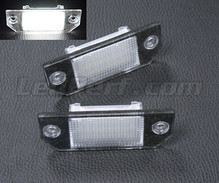Pack of 2 LEDs modules licence plate for Ford C-MAX MK1