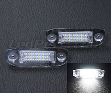 Pack of 2 LEDs modules licence plate for Volvo C70