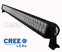 4D LED Light Bar CREE Double Row 240W 21600 Lumens for 4WD - Truck - Tractor