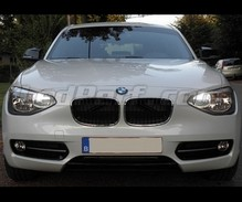 (xenon white) LED sidelight pack for BMW Series 1 F20 F21