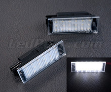 Pack of 2 LEDs modules licence plate for Renault Megane 3