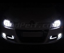 Xenon Effect bulbs pack for Renault Megane 3 headlights