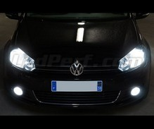 Xenon Effect bulbs pack for Volkswagen Jetta 4 headlights
