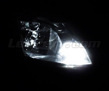 Sidelights LED Pack (xenon white) for Renault Modus