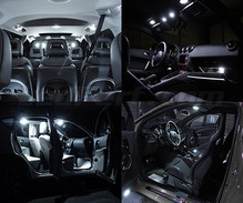Interior Full LED pack (pure white) for Porsche Cayenne II