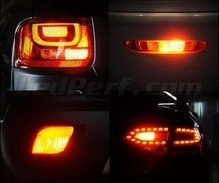 Rear LED fog lights pack for Renault Alaskan