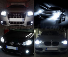 Xenon Effect bulbs pack for Skoda Fabia 1 headlights