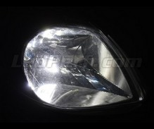 Sidelights LED Pack (xenon white) for Toyota Yaris 2
