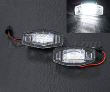 Pack of 2 LEDs modules licence plate for Honda Civic 8G