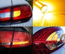 Rear LED Turn Signal pack for Peugeot 607