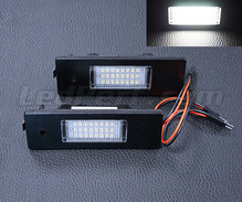 Pack of 2 LEDs modules licence plate for BMW Serie 6 (F13)