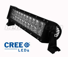 LED Light Bar 4D CREE Double Row 72W 6500 Lumens for 4WD - ATV - SSV