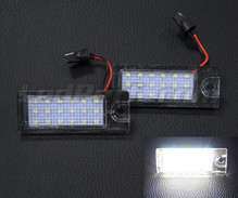 Pack of 2 LEDs modules licence plate for Volvo V70 II