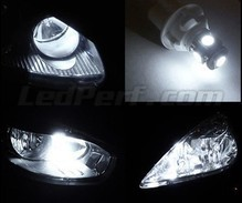Pack LED daytime running lights (xenon white) for Fiat Fullback