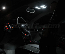 Interior Full LED pack (pure white) for Audi A6 C6