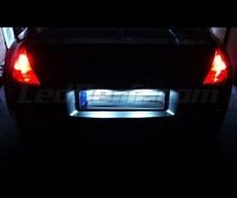 LED Licence plate pack (xenon white) for Nissan 350Z