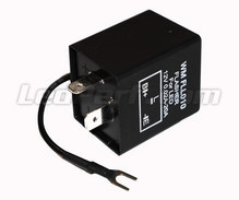 Universal LED Flasher Relay for Motorcycle Scooter and ATV - 3 Pin