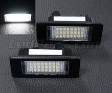 Pack of 2 LEDs modules licence plate for BMW X1 (E84)