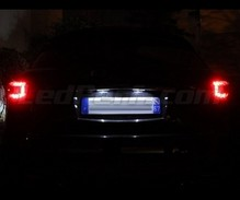 LED Licence plate pack (xenon white) for Infiniti FX 37