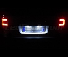 Rear LED Licence plate pack (pure white 6000K) for Skoda Yeti