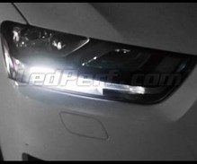 Daytime running light pack (xenon white) for Audi Q3