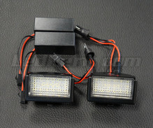 Pack of 2 LEDs modules licence plate MERCEDES (type 5)