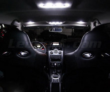Interior Full LED pack (pure white) for Renault Megane 2 - Light