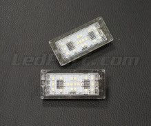 Pack of 2 LEDs modules licence plate TOYOTA and SUBARU (type 5)