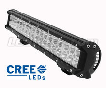 LED Light Bar CREE Double Row 108W 7600 Lumens for 4WD - ATV - SSV