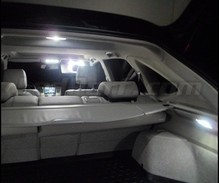 Interior Full LED pack (pure white) for Lexus RX II