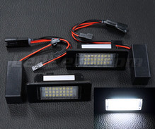 Pack of 2 LEDs modules licence plate for Volkswagen Jetta 3