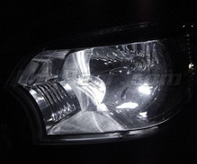 Sidelights LED Pack (xenon white) for Skoda Yeti