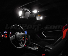 Interior Full LED pack (pure white) for Subaru BRZ