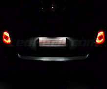 LEDs Pack (white 6000K) licence plate for Mini Clubman (R55)