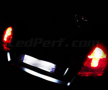 LED Licence plate pack (white 6000K) for Fiat Stilo
