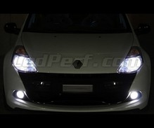 Xenon Effect bulbs pack for Renault Clio 3 headlights