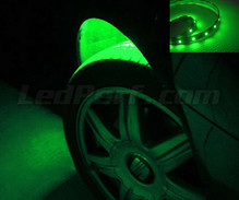 Flexible and waterproof Green - 60cm LED strip for customization