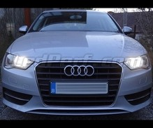 Xenon Effect bulbs pack for Audi A3 8V headlights and daytime running lights
