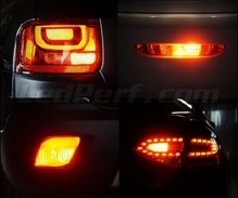 Rear LED fog lights pack for Audi A6 C7