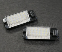 Pack of 2 LEDs modules licence plate BMW (type 6)
