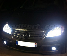 Xenon Effect bulbs pack for Mercedes A-Class (W169) headlights
