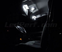Interior Full LED pack (pure white) for Renault Scenic 1