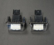 Pack of 2 LEDs modules licence plate PEUGEOT / CITROEN (type 1)