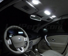 Interior Full LED pack (pure white) for Renault Avantime