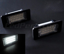 Pack of 2 LEDs modules licence plate for Audi Q3