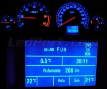 Instrument panel LED kit for Opel Vectra C