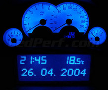 Instrument panel LED kit for Opel Tigra TwinTop